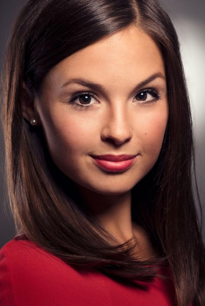 Romina Satiro stammt aus Fürth. Sie spielt die Hauptrolle der Marie